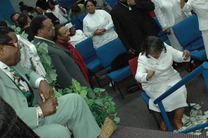 Pastor John Hannah 2